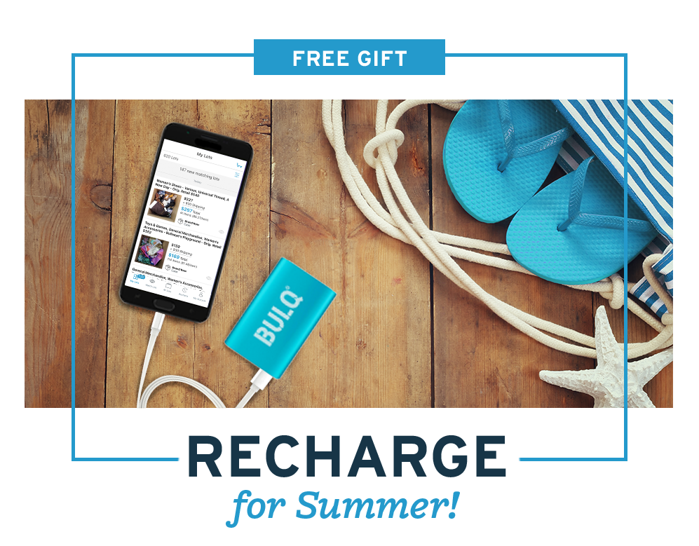 Recharge for Summer